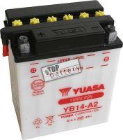 Motobaterie Yuasa YB14-A2, 12V, 14Ah