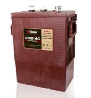 Trakční baterie Trojan L 16 E, 370Ah, 6V - průmyslová profi