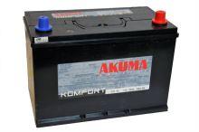 Autobaterie Akuma Komfort 12V, 95Ah, 760A, 7905555 - Japan Pravá