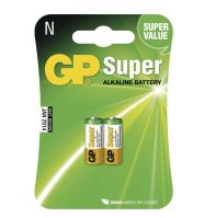 Baterie GP CR1, LR1, N, 910A, Alkaline, nenabíjecí, fotobaterie, (Blistr 2ks) B1305