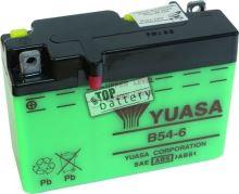 Motobaterie YUASA B54-6, 6V, 12Ah
