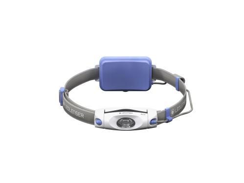 Čelová svítilna Ledlenser NEO 4 modrá, 500914