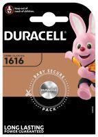 Baterie Duracell CR1616, Lithium, 3V, (Blistr 1ks)