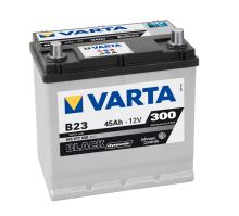 Autobaterie VARTA BLACK Dynamic 45Ah, 12V (B23)