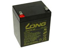 Baterie Long 12V, 5Ah olověný akumulátor F2
