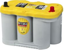 Autobaterie Optima Yellow Top R 5.0, 66Ah, 12V, 830A (8037-327)