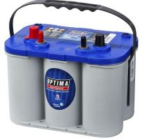 Autobaterie Optima Blue Top DC-4.2, 55Ah, 12V, 765A (8016-253)