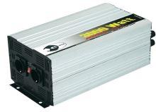Trapézový měnič napětí DC/AC e -ast HPL 3000-12, 12V/230V, 3000W