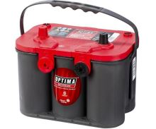 Autobaterie Optima Red Top U-4.2, 50Ah, 12V, 815A, (8004-250)