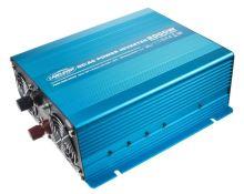 Měnič napětí z 12V na 230V, 2000W sinus