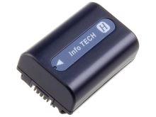 Baterie Sony NP-FH30, FH40, FH50, 6,8V - 750mAh