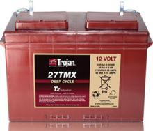 Trakční baterie Trojan 27 TMX (6 / 6 GiS 79), 105Ah, 12V - průmyslová profi
