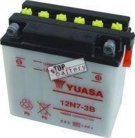Motobaterie YUASA 12N7-3B, 12V, 7Ah