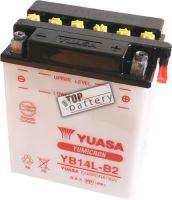 Motobaterie Yuasa YB14L-B2, 12V, 14Ah