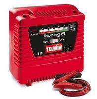 Nabíječka autobaterií Telwin TOURING 15, 12/24V