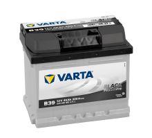 Autobaterie VARTA Black PROMOTIVE 45Ah, 12V (B39)