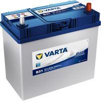Autobaterie VARTA BLUE Dynamic 45Ah, 12V (B31)