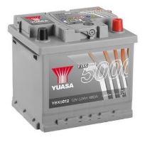 Autobaterie Yuasa Silver High Performance 52Ah, 12V, 480A (YBX5012)