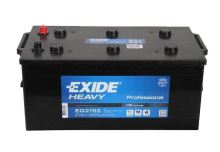 Autobaterie EXIDE Profesional, 12V, 215Ah, 1300A, EG2153