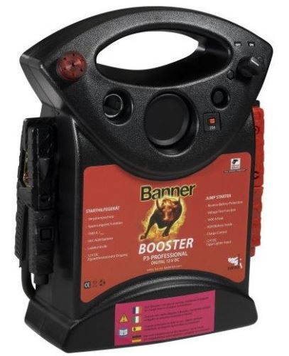 Startovací Booster Banner P3 Professional Evo MAX, 3100A