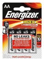 Baterie Energizer Alkaline Power, LR6, AA, (Blistr 4ks)