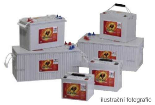 Trakční baterie AGM DEEP CYCLE , 12V, 25Ah