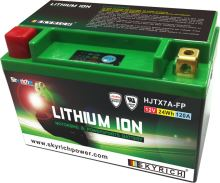 Motobaterie Skyrich HJTX7A-FP Lithium (12V, 2,4Ah, 120A, 24Wh)