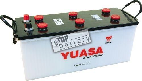 Autobaterie YUASA 63530, 135Ah, 12V, 720A