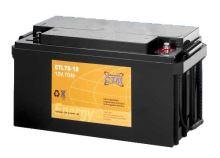 Akumulátor (baterie) CTM/CTL 12-70, (70Ah - 12V - závit M6)