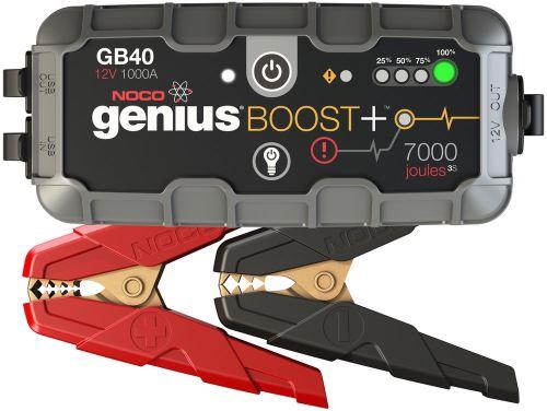 Startovací Booster NOCO GB40, 12V, 300A, Lithium