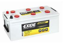 Trakční baterie EXIDE EQUIPMENT, 12V, 230Ah, ET1600