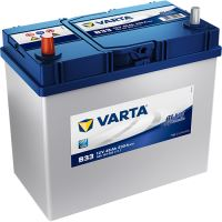 Autobaterie VARTA BLUE Dynamic 45Ah, 12V (B33)-Levá
