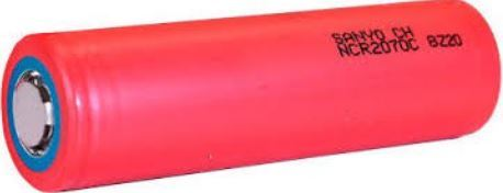 Akumulátor Sanyo NCR2070C, 3,7V, 3500mAh, 30A, Li-ion, 1ks