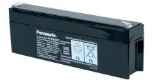 Akumulátor (baterie) Panasonic LC-R122R2PG, 2,2Ah, 12V