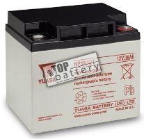 Záložní akumulátor (baterie) Yuasa NPL 38-12 I (38Ah, 12V)