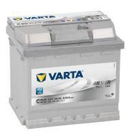 Autobaterie VARTA Silver Dynamic 54Ah, 12V, 530A (C30)