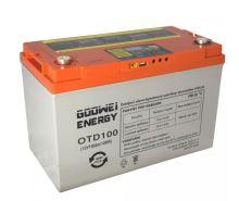 Trakční (gelová) baterie Goowei OTD100-12, 100Ah, 12V ( VRLA )