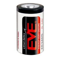 Baterie EVE ER34615 (LS33600), 3,6V, (velikost D), 19000mAh, Lithium, 1ks