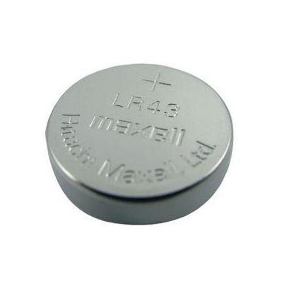 Baterie Maxell Alkaline 186, AG12, LR43, L1142  1,5V, (Blistr 1ks)