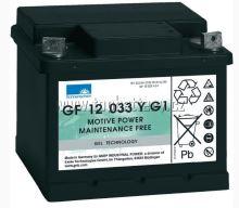 Trakční gelová baterie Sonnenschein GF 12 033 Y G1, 12V, 38Ah