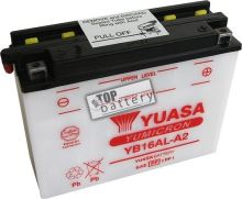 Motobaterie Yuasa YB16AL-A2, 12V, 16Ah