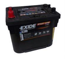 Autobaterie EXIDE START AGM, 12V, 42Ah, 700A, EM900