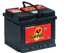Autobaterie Banner Starting Bull 545 59, 45Ah, 12V, 400A ( 54559 )