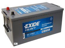Autobaterie EXIDE Professional Power HDX, 12V, 235Ah, 1300A, EF2353