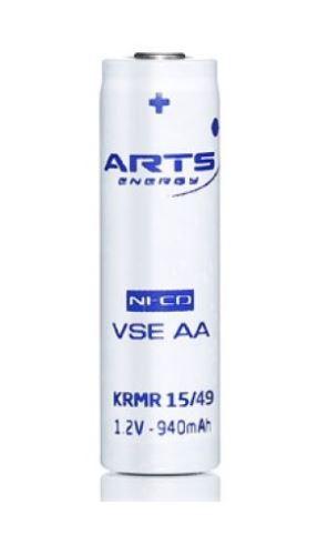 Baterie Saft/Arts 940L VSE AA, 1,2V, (velikost AA), 940mAh, NiCd, 1ks