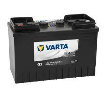 Autobaterie VARTA Black PROMOTIVE 90Ah, 12V (G2) - Levá