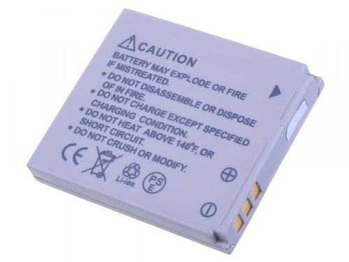 Baterie Canon NB-4L, 3,6V (3,7V), 750mAh, Li-ion