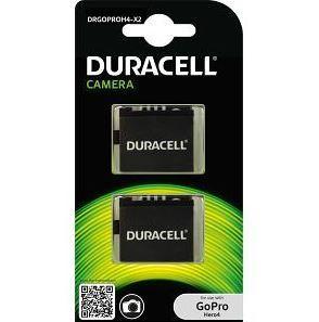 Baterie Duracell GoPro Hero 4, 3,8V - 1160mAh, blister 2ks