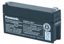 Akumulátor (baterie) PANASONIC LC-R061R3P, 1,3Ah, 6V