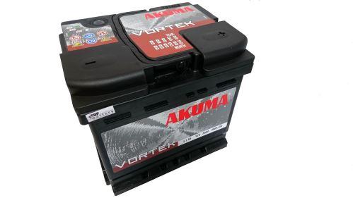 Autobaterie Akuma Vortek 12V, 55Ah, 480A, 7905528